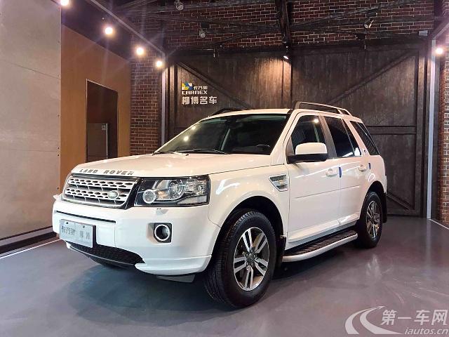 路虎神行者 [进口] 2013款 2.2T 自动 四驱 柴油 SE