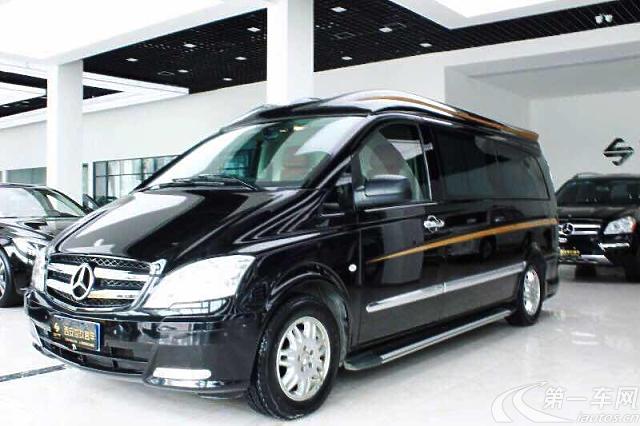 奔驰威霆 2013款 3.0L 自动 9座 商务版 (国Ⅳ)