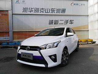 丰田致炫 2014款 1.3L 手动 灵动版 (国Ⅳ)