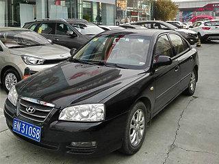 北京2至7万5至8年现代伊兰特三厢二手车 第一车网