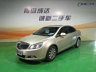 别克英朗GT 2013款 1.6L 自动 时尚型 (国Ⅴ)