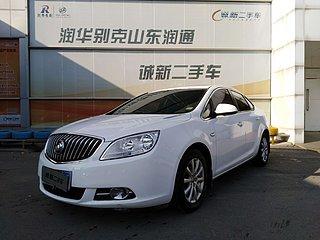 别克英朗GT 2013款 1.6L 自动 舒适型 (国Ⅴ)