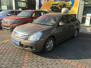 日产轩逸 2012款 1.6L 自动 XL豪华天窗版 (国Ⅳ)