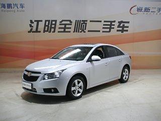 雪佛兰科鲁兹 2012款 1.6L 自动 SE (国Ⅳ)