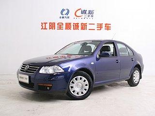 大众宝来 2006款 1.6L 自动 三厢轿车 2V豪华型HL (国Ⅱ)