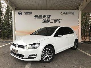 大众高尔夫 2018款 1.4T 手动 汽油 280TSI R-Line (国Ⅴ)