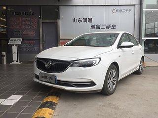 别克英朗GT 2017款 1.4T 自动 18T豪华型 (国Ⅴ)