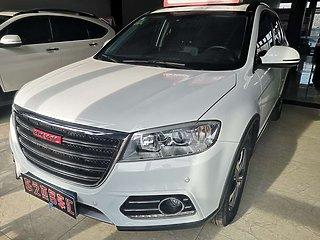 长城哈弗H6 2014款 2.4L 自动 前驱 运动版精英型 (国Ⅳ)