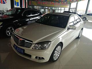 奔驰C级 C200 2010款 1.8T 自动 标准型 (国Ⅳ)