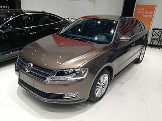 大众朗行 2013款 1.6L 自动 舒适版 (国Ⅳ)