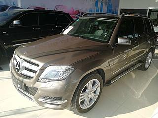 奔驰GLK GLK300 2013款 3.0L 自动 汽油 豪华型 (国Ⅳ)