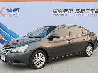 日产轩逸 2012款 1.6L 自动 XL豪华版 (国Ⅳ)