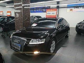奥迪A6L 2009款 2.4L 自动 豪华型 (国Ⅳ)