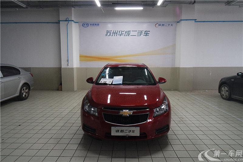 雪佛兰科鲁兹 2013款 1.6L 手动 SL (国Ⅳ)
