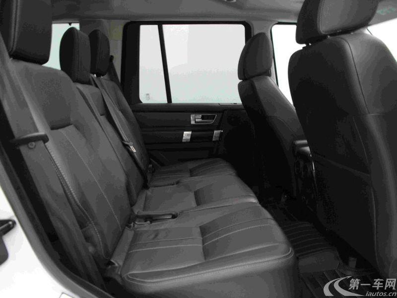 路虎发现 [进口] 2015款 3.0T 自动 四驱 汽油 HSE-Lusury