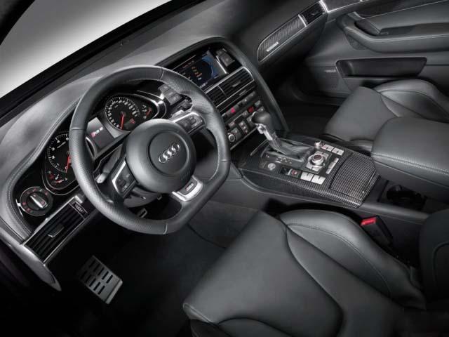 奥迪RS6三厢[进口]实拍照片 - 第一车网