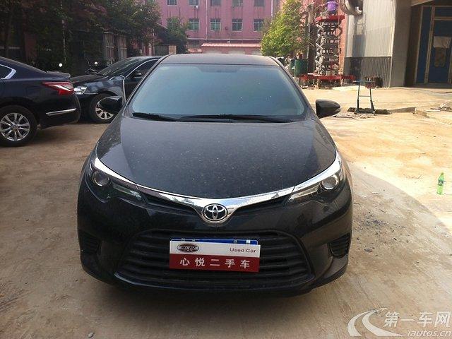 雷凌1.6-CVT-G-L领先版(国Ⅴ)