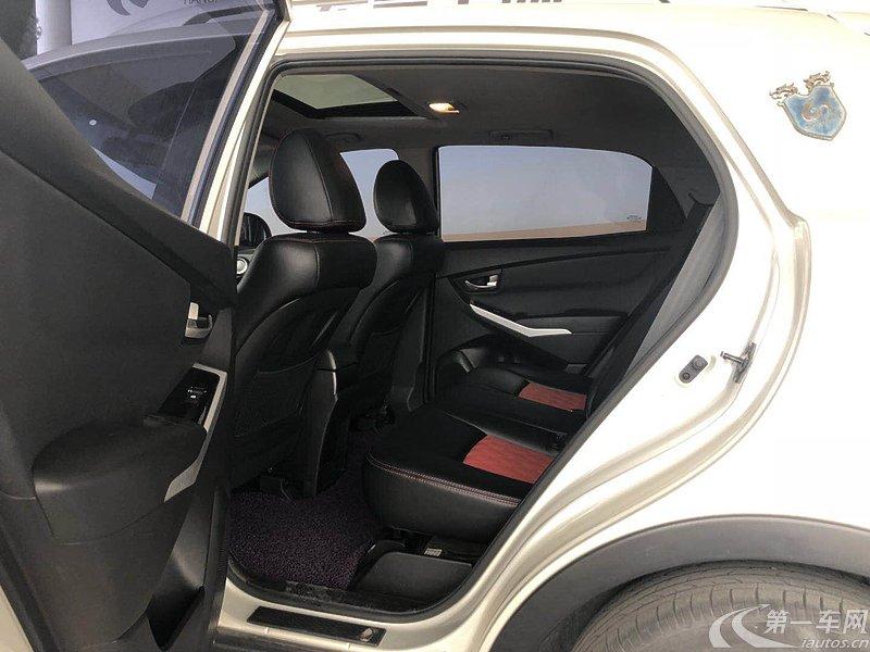 双龙柯兰多 [进口] 2014款 2.0L 自动 前驱 豪华导航版