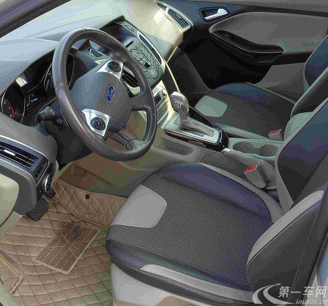 福特福克斯 2012款 1.6L 自动 风尚型 (国Ⅳ)