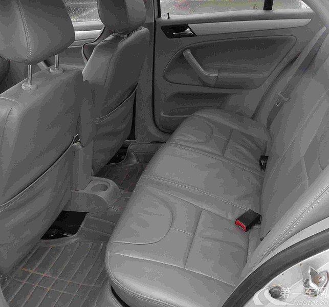 大众宝来 2009款 1.6L 手动 舒适型 (国Ⅳ)