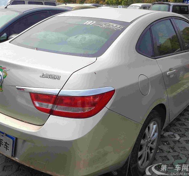 别克英朗GT 2012款 1.6L 手动 舒适型 (国Ⅳ)
