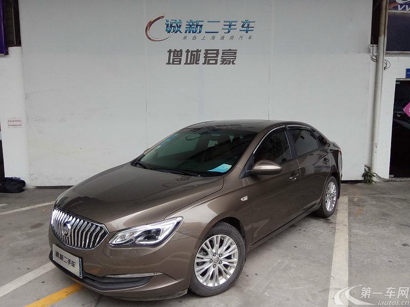 别克英朗GT 2015款 1.5L 手动 15N进取型 (国Ⅴ)