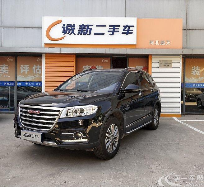 长城哈弗H6 红标 2018款 1.5T 自动 前驱 运动版尊贵型 (国Ⅴ)