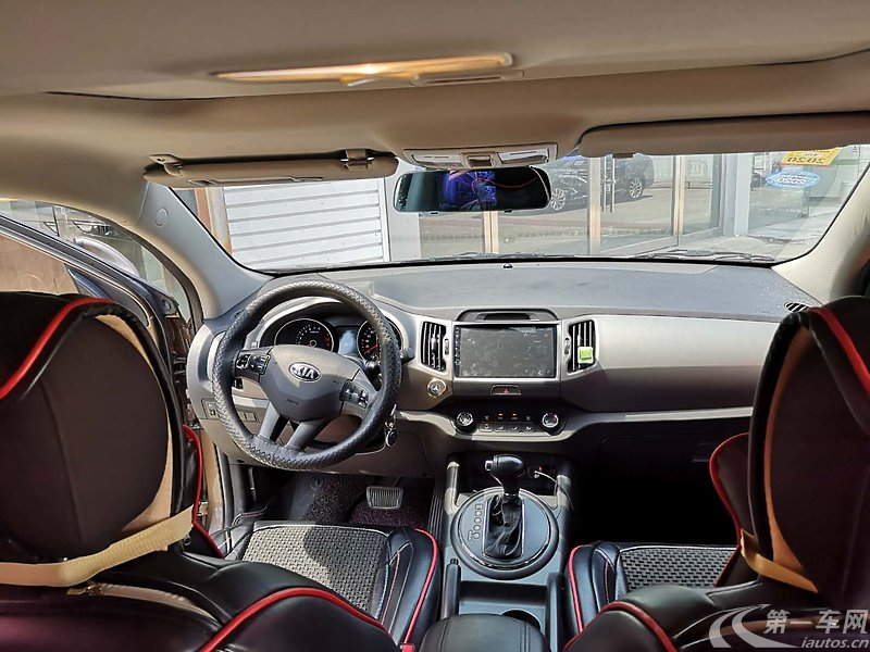 起亚智跑 2015款 2.0L 自动 前驱 GL (国Ⅴ)