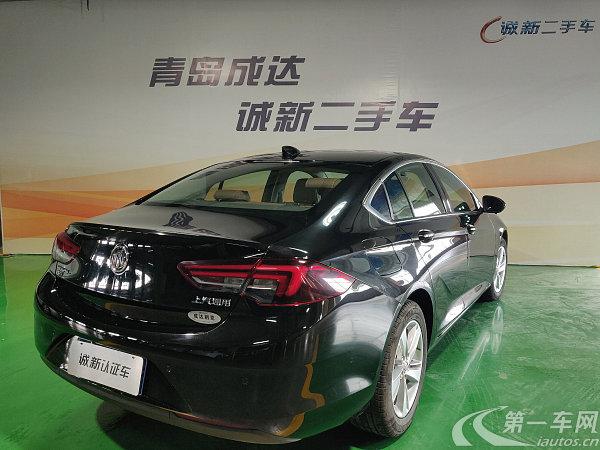 别克君威 2017款 1.5T 自动 20T豪华型 (国Ⅴ)
