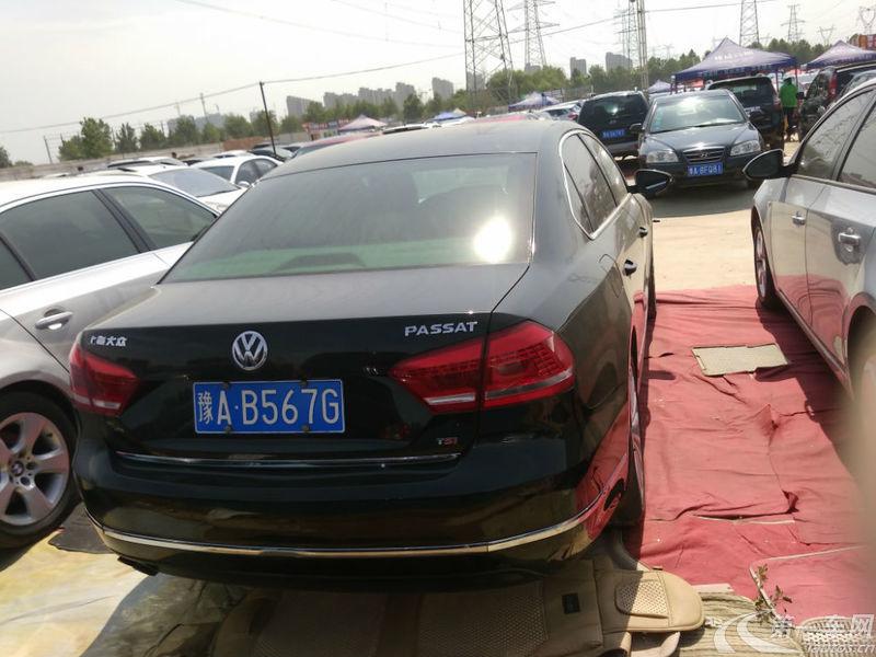 大众帕萨特 2010款 1.8T 自动 汽油 至尊版 (国Ⅳ)