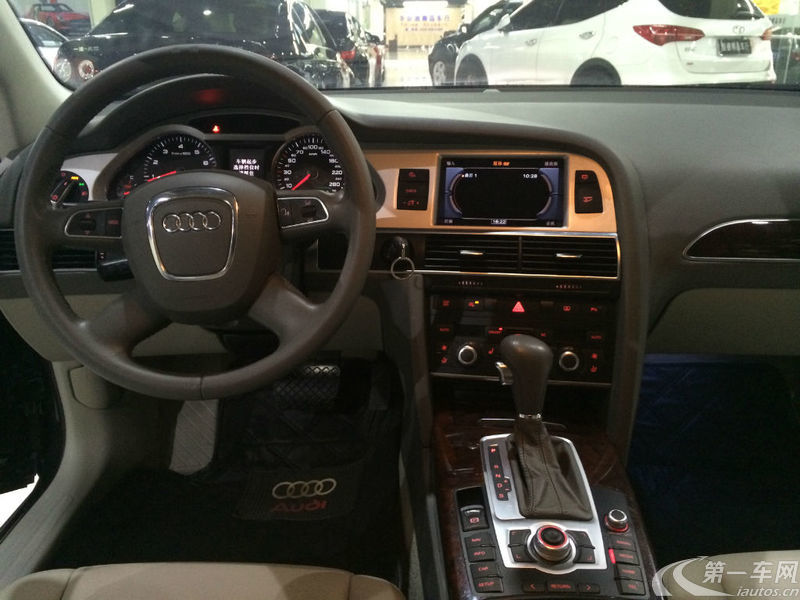 奥迪A6L 2011款 2.4L 自动 豪华型 (国Ⅳ)