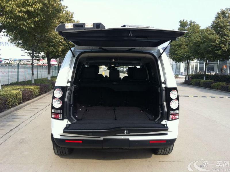 路虎发现 [进口] 2014款 3.0T 自动 四驱 柴油 HSE (欧Ⅴ)