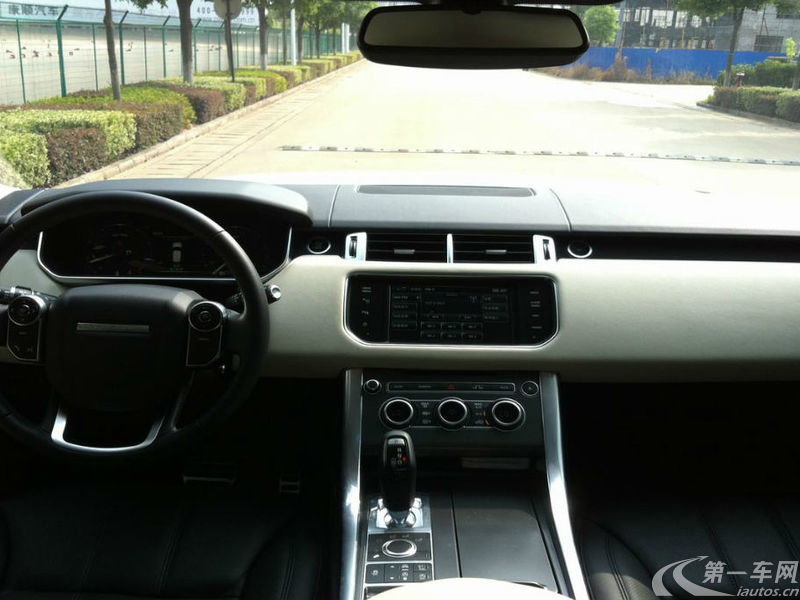 路虎揽胜运动版 [进口] 2014款 3.0T 自动 四驱 HSE