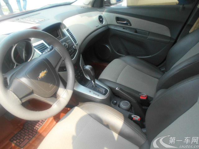 雪佛兰科鲁兹 2009款 1.6L 自动 SE (国Ⅳ)