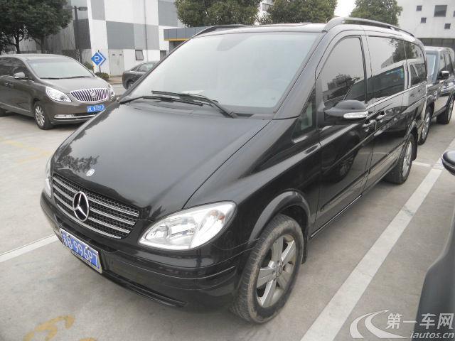 奔驰威霆 2013款 3.0L 自动 9座 汽油 商务版 (国Ⅳ)