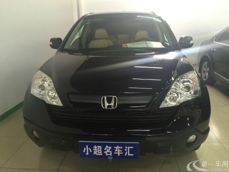 本田CR-V 2008款 2.0L 自动 前驱 都市版 (国Ⅳ)