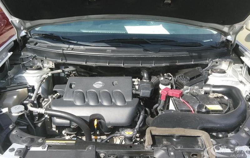日产奇骏 2010款 2.0L 手动 四驱 舒适型 (国Ⅳ)