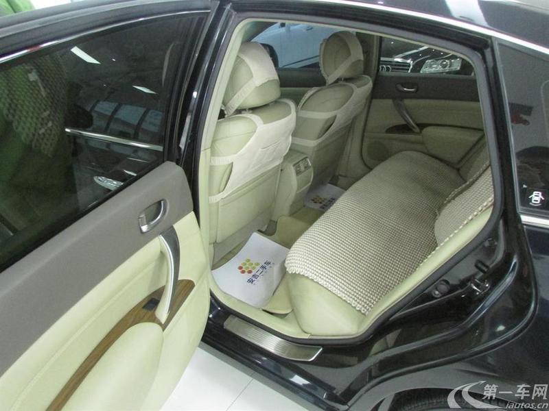 日产天籁 2011款 2.5L 自动 XV尊雅版 (国Ⅳ)