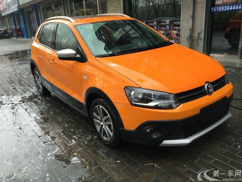 大众POLO Cross 2012款 1.6L 手动 汽油 (国Ⅳ)