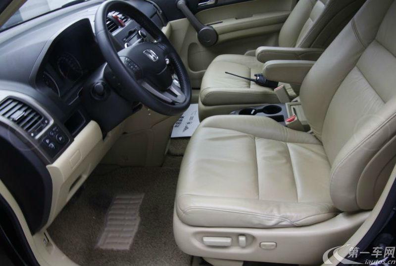 本田CR-V 2007款 2.4L 自动 四驱 豪华型 (国Ⅲ)