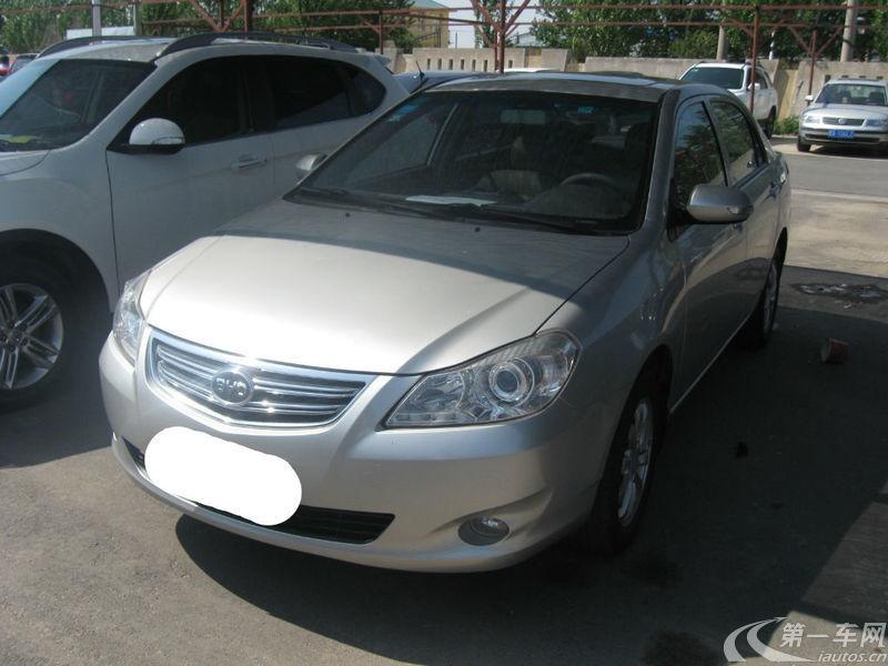 比亚迪L3 2011款 1.5L 手动 尊贵型 (国Ⅳ)