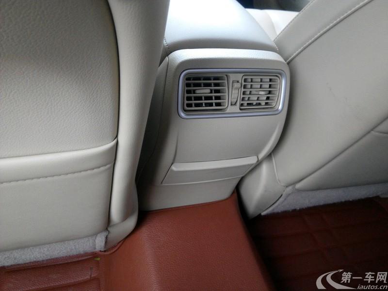日产天籁 2010款 2.5L 自动 XL周年纪念版 (国Ⅳ)