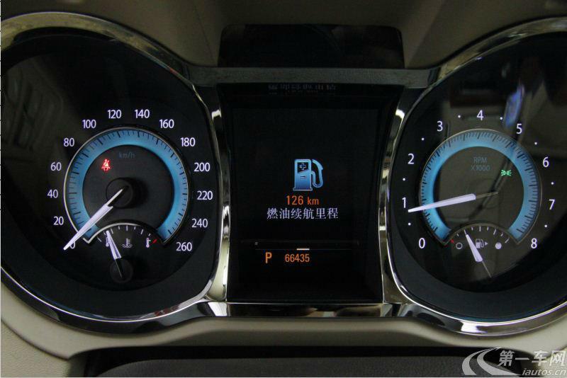 别克君越 2011款 2.4L 自动 豪雅版 (国Ⅳ)