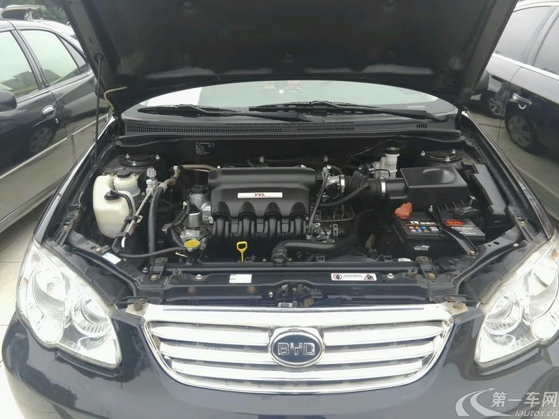 比亚迪F3 2013款 1.5L 手动 标准型 (国Ⅳ)