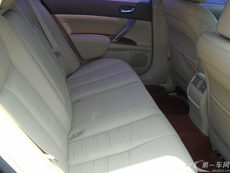 日产天籁 2011款 2.5L 自动 XL领先版 (国Ⅳ)