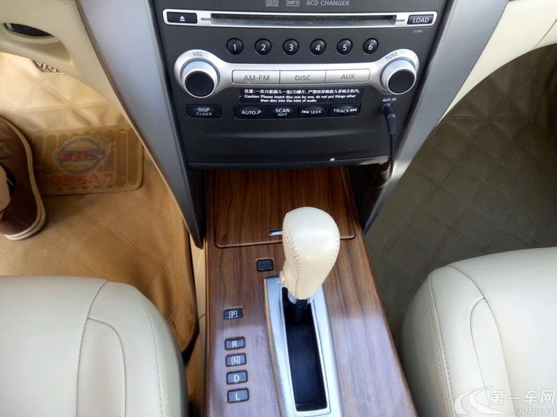 日产天籁 2011款 2.0L 自动 XL-NAVI智尚版 (国Ⅳ)