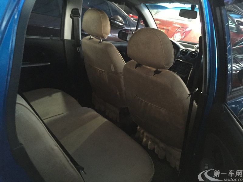 雪佛兰乐驰 2010款 1.2L 手动 时尚型 (国Ⅲ带OBD)