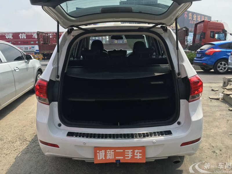 长城哈弗H6 2013款 1.5T 手动 四驱 升级版尊贵型 (国Ⅳ)
