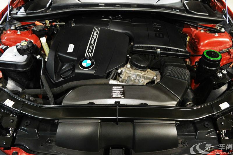 宝马3系敞篷 335i [进口] 2011款 3.0T 自动 汽油