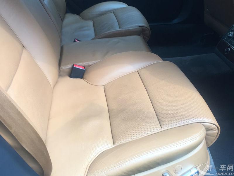 奥迪A8 [进口] 2007款 3.2L 自动 汽油 尊贵型